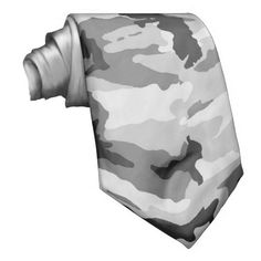 Urban #Camouflage - Black and  Grey Ties by #Camouflage4you -