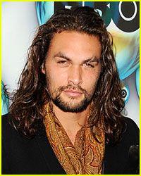 Everyone loves them a lovely bearded dothraki horse king,dont they? :-)  Jason Mamoa