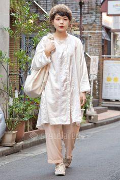 Tae | used カオリノモリ H&M CASIO BROOKLYN CHARM CONVERSE | 2nd week Oct. 2015 | Harajuku | TOKYO STREET STYLE | TOKYO STREET FASHION NEWS | style-arena.jp