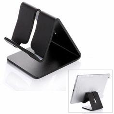 Aliexpress.com: Comprar Metal de aluminio Universal , soporte de la tableta soporte para teléfono trípode para el Ipad aire Mini 2 3 4 Xiaomi Mipad 2 EBook portátil del sostenedor placa de teléfono de chatarra fiable proveedores en Janson store