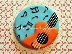 music sugar cookies - Bing Images