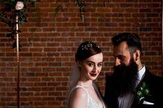 One of our alternative brides Hair & makeup WHAM Artists http://weddinghairandmakeupartists.com/