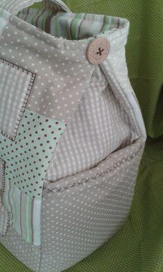 Bolsa Maternidade ( detalhe lateral)