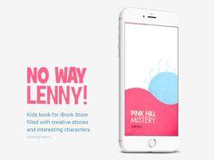 No Way Lenny iBook by Igor Ivankovic