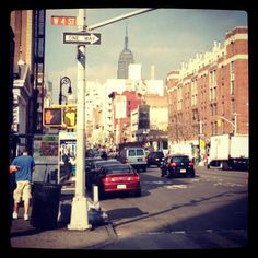 West 4th street in the Village - take 3/22/2012 by @iamdevyns