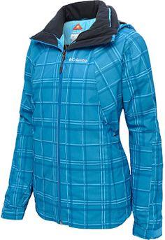 COLUMBIA Women's Whirlibird Interchange Jacket #giftofsport