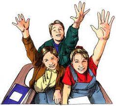 Me gustan los estudiantes que levantan sus brazos con entusiasmo para contestar a todas las preguntas del profe y para dar sus impresiones, ideas, sensaciones sobre lo que estamos discutiendo. ¡Quizás sea un sueño!