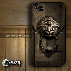 Labyrinth Door Knocker Funny Phone Case  iPhone by HeadcaseDesignz, $19.99