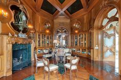 Spectacular French Baroque Beverly Hills Chateau