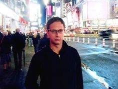 This undated image released courtesy of Brian Silver shows author and statistician Nate Silver in Tokyo. The 34-year-old statistician, unabashed numbers geek, author, and creator of the much-read FiveThirtyEight blog at the New York Times, correctly predicted the presidential winner in all 50 states, and almost all the Senate races. (AP Photo/Robert Gauldin)