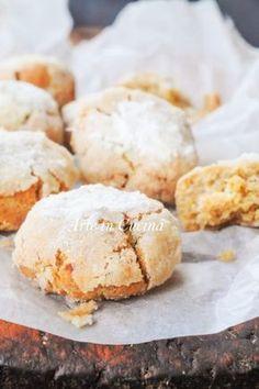 Biscotti morbidi alle noci e arancia ricetta veloce vickyart arte in cucina