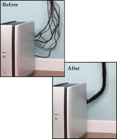 BindMaster 458 Neoprene Zip-up Cable Sleeves, Set of 4