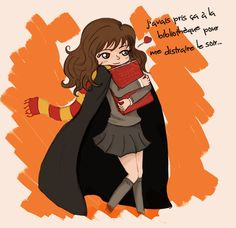 Fanart Hermione Granger