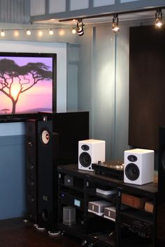 Bright Home Theater and Audio Showroom located at 202 Avenue A