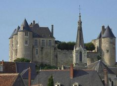 luynes chateau france   ... chateaux 37 Indre et Loire région Centre, chateau de Luynes, chateau