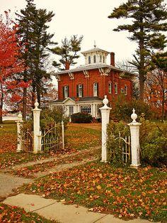 Italianate - Coldwater, Michigan