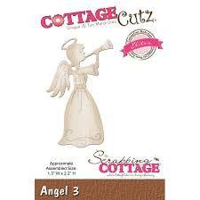 Image result for cottage cutz dies angel