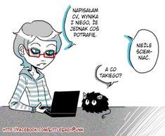 A może wy macie dla mnie pracę?   #praca #CV #work #polish #poland #polishcomics #komiks #polskikomiks