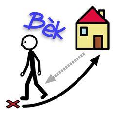 Back | Nos ta bèk - We are back!  For translation services contact us at info@henkyspapiamento.com  #papiamentu #papiaments #papiamento #language #aruba #bonaire #curaçao #caribbean #back #terug #regresar #regressar More learning materials available at henkyspapiamento.com