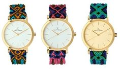 The perfect summer watch! Only question is which color..
