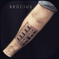 #BRÜCIUS #TATTOO #EUROPE #tour #SanFrancisco #brucius #natural #science #engraving #etching #sculptoroflines #dotwork #blackwork #penandink #lines #nature #bramante #architecture