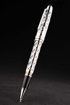 Mont Blanc pen. It's like jewelry for men =)