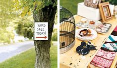 Yard Sale Tips & Tricks