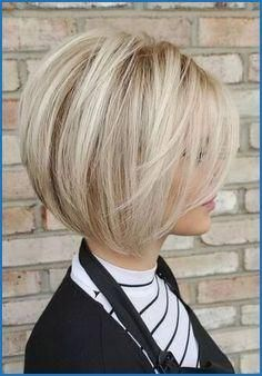 Short Bob With Bangs ❤ Consider short b. Blonde Short Bob With Bangs ❤ Consider short bob hairstyles, if change is what you seek. Blonde Short Bob With Bangs ❤ Consider short bob hairstyles, if change is what you seek. Cute Bob Hairstyles, Layered Bob Hairstyles, Short Bob Haircuts, Haircuts With Bangs, Hairstyle Ideas, Beautiful Hairstyles, Medium Haircuts, Summer Hairstyles, Hair Ideas