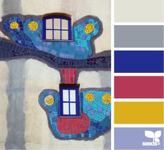 mosaic color