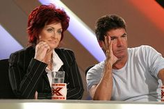 Sharon Osbourne has claimed that she was not Simon Cowell's ideal X Factpr judge, because she is neither young or thin enough for his taste. The reality TV matriarch appeared on Loose Women t… Sharon Osbourne, Britain Got Talent, Simon Cowell, Simon Says, Reality Tv, Factors, Looks Great, Silver Foxes, Skinny