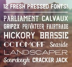 This site has so many free fonts! Will try to download on my PC sometime
