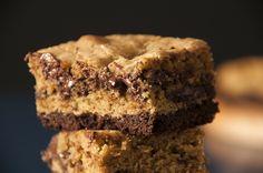 Essa receita de Brookies é a união perfeita entre Brownie e Cookie, pra deixar todo mundo mais feliz e a vida com sobremesas melhores!