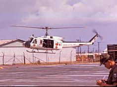 Army Medical Evacuation Phu Cat Memoir Vietnam & SE Asia 1972