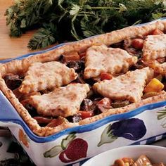 Traditional Beef Potpie