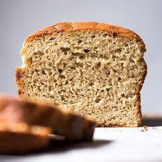 Not-Eggy Gluten Free, Paleo & Keto Bread #keto #lowcarb #paleo #glutenfree #bread #healthyrecipes