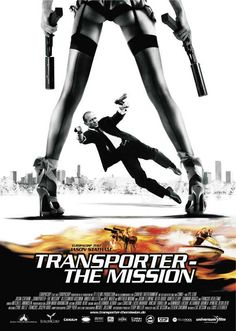 Transporter the Mission