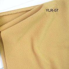 f17fa85206 Beige Yellow Soft Polar Fleece Fabric for Sewing Baby Cloth Sleep Coat  Fleece Fabrics Blanket Tissue