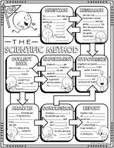 The Scientific Method Doodle Notes for Science with PowerPoint & Quiz Die wissenschaftliche Methode Doodle Notes for Science mit PowerPoint & Quiz Science Notes, Science Notebooks, Science Education, Kid Science, Earth Science, Physical Science, Science Fair, Science Penguin, Teaching Science