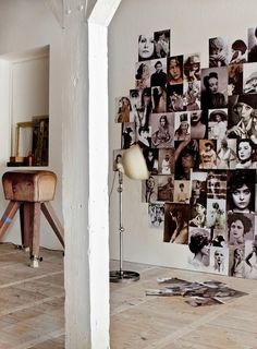 Moodboard, pictures and inspiration