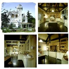 practical magic kitchen... Always loved this in the movie. - mybungalow.org