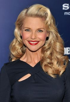 Christie Brinkley was the reason I wanted long hair when I was younger...she's still so gorgeous!
