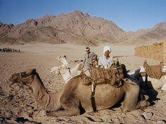 People Living in the Desert | ... Youssouf in the Eastern Sahara desert - Hurghada, Egypt - October 2002