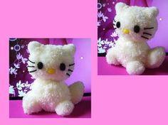 Pompom Hello Kitty by chibichanalex.deviantart.com on @deviantART