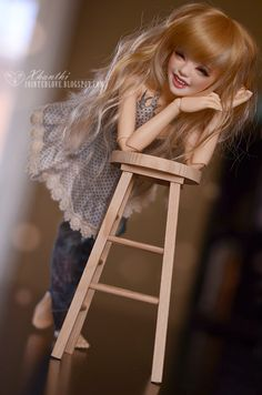 OOAK Custom BJD by Xhanthi
