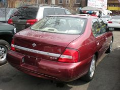 2001 nissan altima - never had a picture because I didn't own it very long.