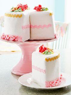 Cake Sewing Tutorial / Felt Food