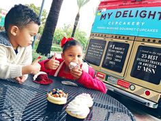 Satisfy your sweet tooth at My Delight Cupcakery. -LatinaMomsOC.com