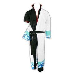 Gintama(SilSoul) Cosplay Costume - Sakata Gintoki Kimono 1st Medium * See this great product.