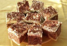 Tiramisu, Homemade Crackers, Diy Food, Cake Cookies, Cake Recipes, Food And Drink, Ethnic Recipes, Sweet, Bakken