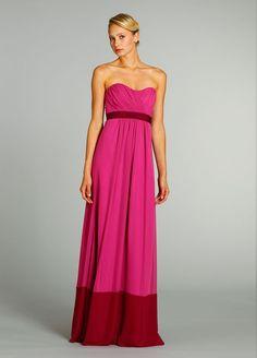 2012 Jim Hjelm Bridesmaid Dres Style JH5268 : ModernBridalShop.com